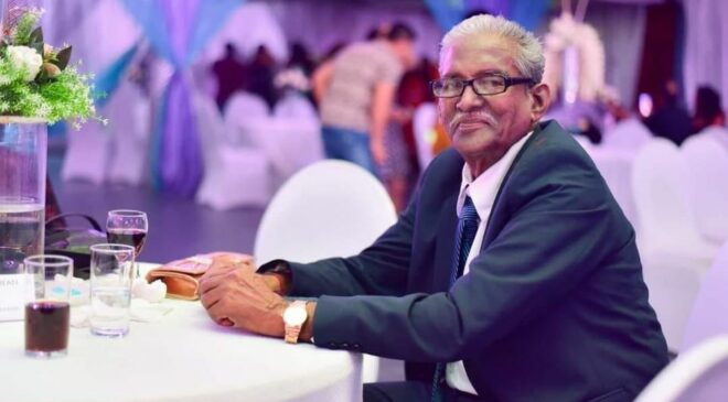 Ustád Rampersad Ramkhelawan