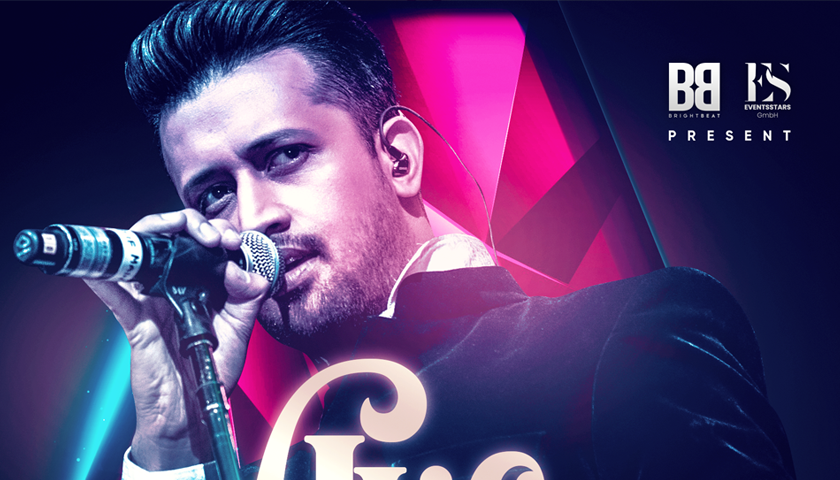 BrightBeat & EventsStars presents: Atif Aslam in concert