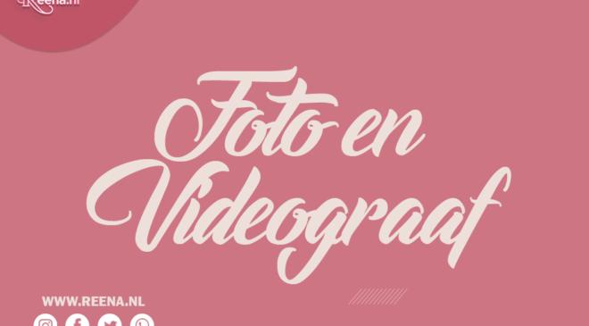 Foto en Videograaf lijst